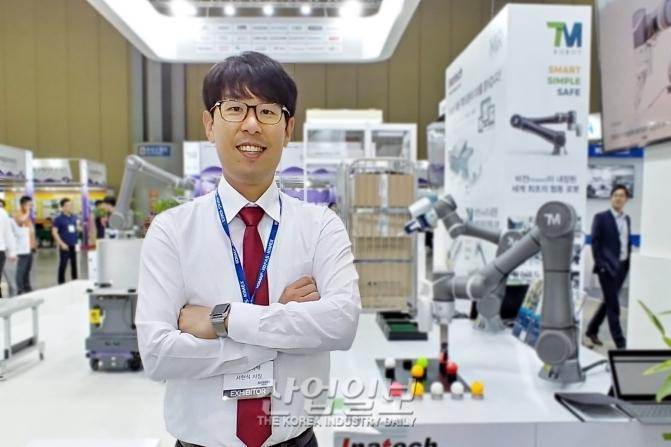 [KOFAS 2018] 협동로봇 시장, 적용 분야 확대 중…활성화는 '아직'