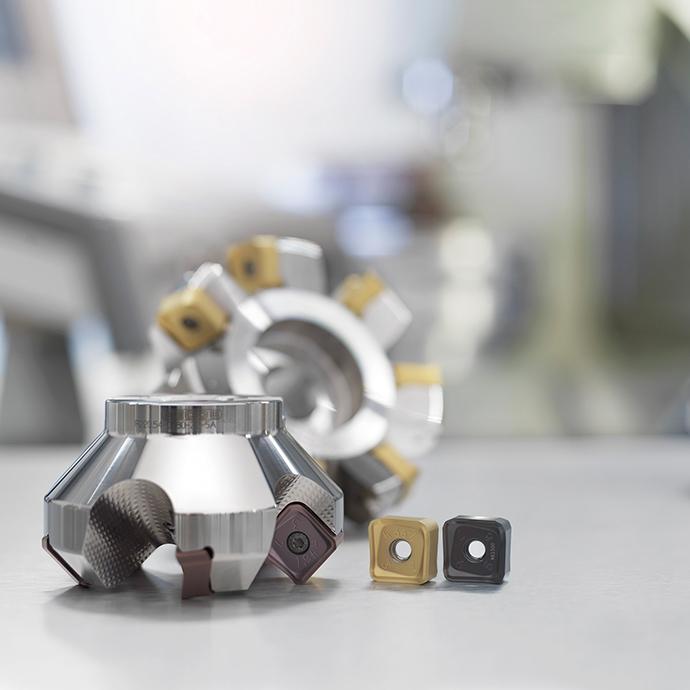 [신제품신기술]세코툴, 고강도 페이스 밀링 작업을 개선하는 Seco의 Double Quattromill® 22 - 다아라매거진 신기술&신제품