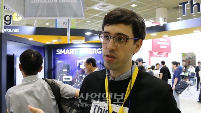 [2018 사물인터넷 국제전시회] 달리웍스, 'Thing+'로 IoT플랫폼 새로운 표준 제시