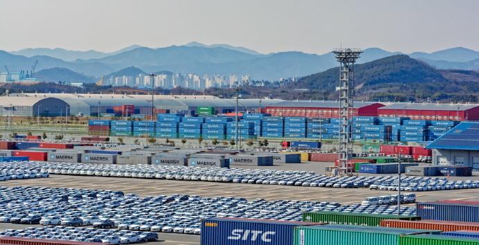 한국 자동차 수출, 예전만 못하다