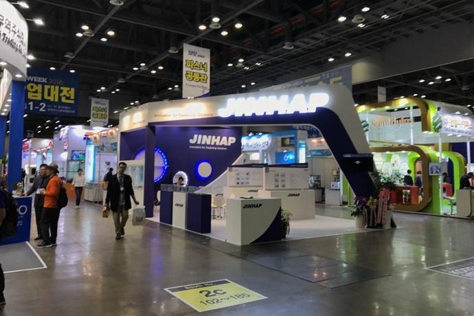 [금속산업대전 2018](주)진합, 명품제품으로 글로벌 시장 '노크'