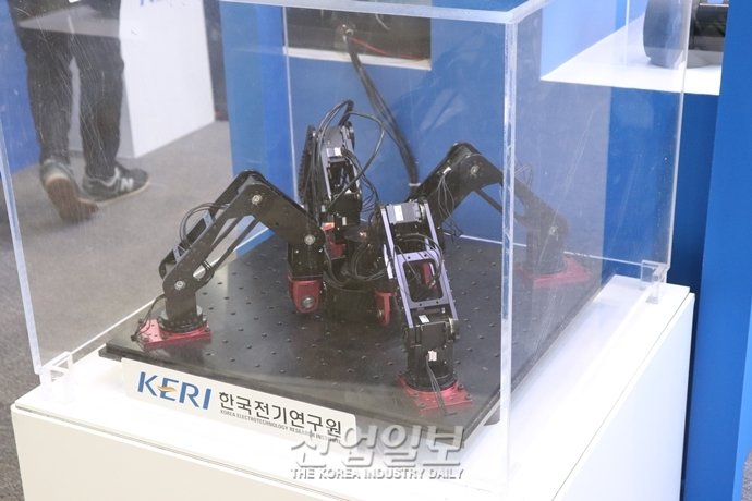 [포토뉴스]한국전기연구원, 전기기반 융복합 기술 활용