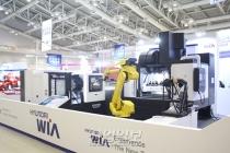 [2018 한국국제기계박람회] 현대위아, 스마트화된 제조공정 선보여