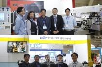 [2018 한국국제기계박람회] 동신모텍공작기계사업소, 레드오션인 공작기계 업계에 '도전'