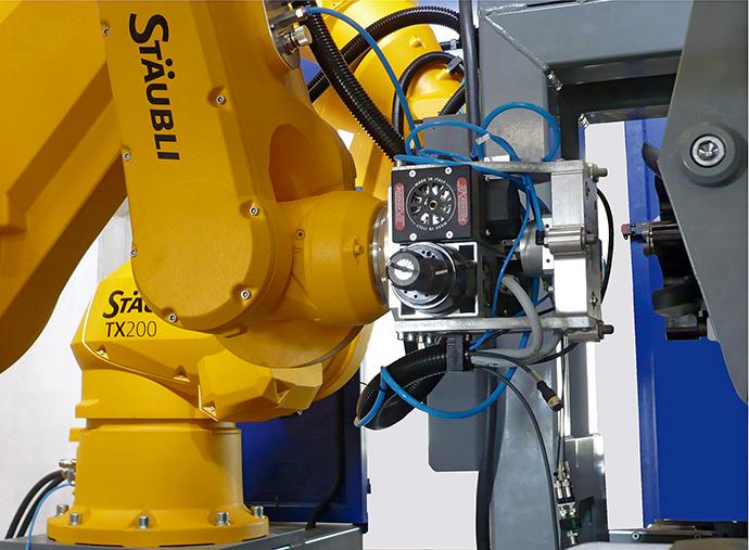 [기술기고Ⅰ]로봇 제조사 -자동차 부품 제조사, 협력…생산력·경쟁력↑ - 다아라매거진 기술뉴스