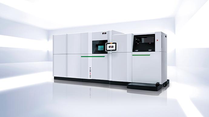 [신제품신기술]EOS, 산업용 3D 프린팅 신제품 M 300-4 - 다아라매거진 제품리뷰