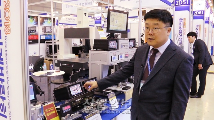 [2018 한국국제기계박람회] DEVA, 제품 국산화 및 OS 탑재 등 측정기의 스마트화