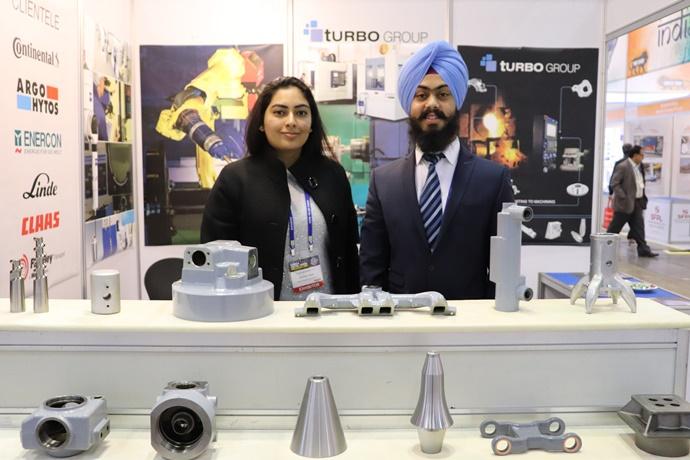 [동영상 뉴스] 금속산업대전 2018, 인도 제조업체 'tURBO GROUP', 유럽 넘어 아시아까지…글로벌 시장 확대 도모