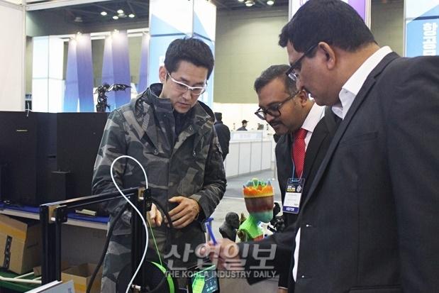 [금속산업대전 2018] 21세기의 연금술 '3D 프린팅', 국내 시장은…