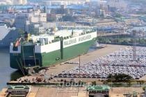 10월 한국 수출, 전년 대비 22.7% 증가하면서 6개월 연속 500억 달러 상회