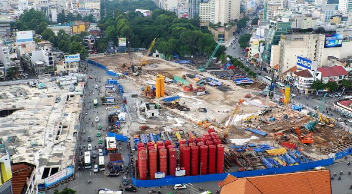 '세계의 제조공장' 부상하는 베트남, 브랜드로 팔리는 공작기계