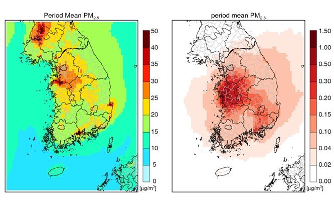 노후 석탄발전소 가동중단, 초미세먼지 저감 효과