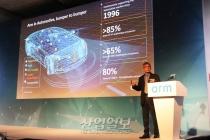 """Arm """"미래 산업의 핵심 기술은 'AI'와 '머신러닝'"""""""