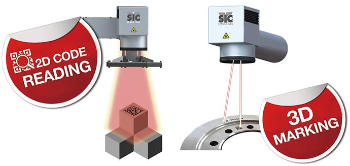 [신제품신기술]SIC 마킹, 새로운 레이저 마킹 제품군 출시 - 다아라매거진 제품리뷰