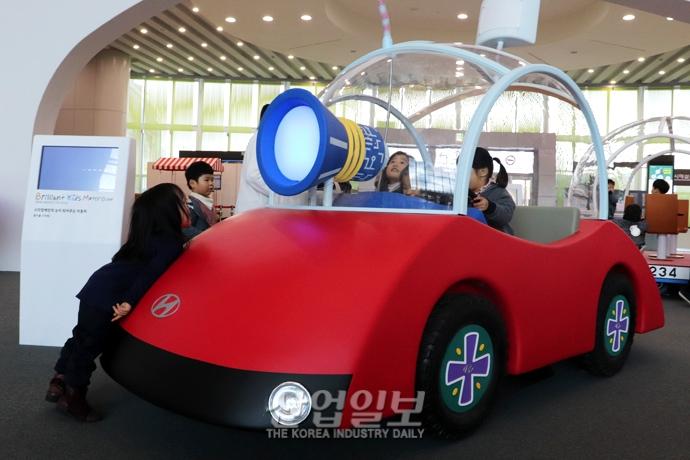 [포토뉴스] 아이들의 상상 속 자동차가 현실로!