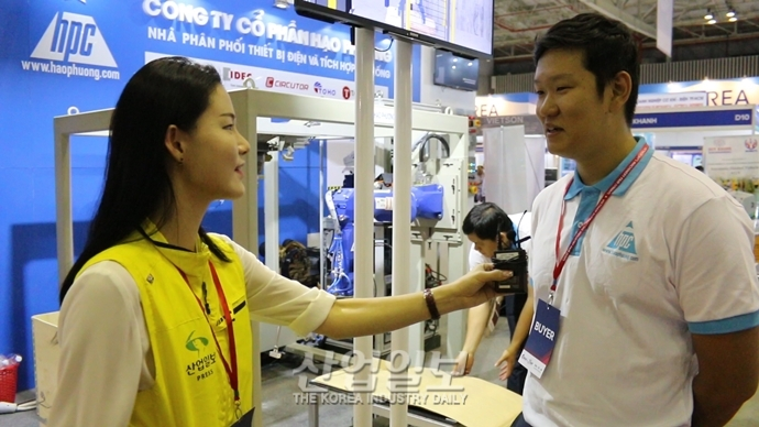 [VIMAF 2018] HAO PHUONG, 베트남 제조업계 첨단화 기반 마련에 앞장서
