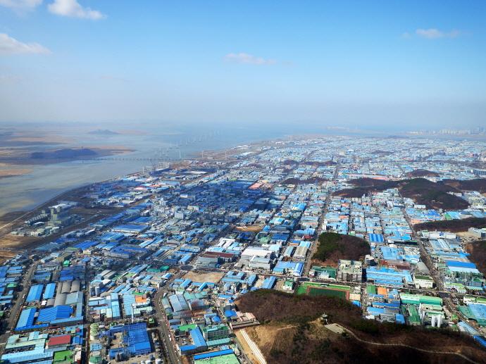 반월산단 개발·실시계획 처리기간 단축, 4천600억 효과
