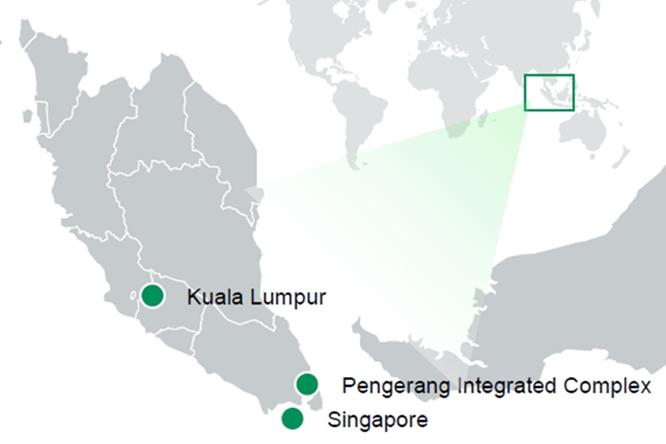 말레이시아 정유·석유화학 플랜트 건설 프로젝트 지원