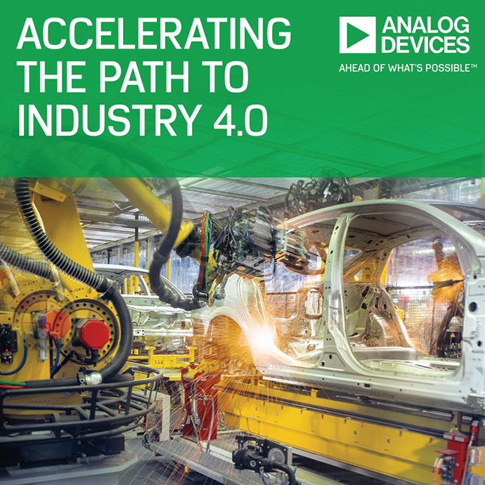 아나로그디바이스, 인더스트리4.0을 가속화하는 산업용 자동화 솔루션 발표 - 다아라매거진 신기술&신제품