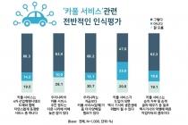 [그래픽뉴스] 택시 호출서비스 & 카풀 서비스