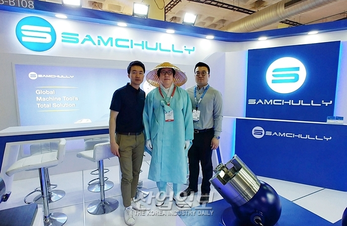 [IMTEX 2019] 삼천리기계, 글로벌 기업을 향한 노력