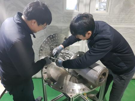 [Technical News]기계연, 매칭형 국제 공동연구로 글로벌 수준 가스터빈 연소기 개발 박차 - 다아라매거진 기술이슈