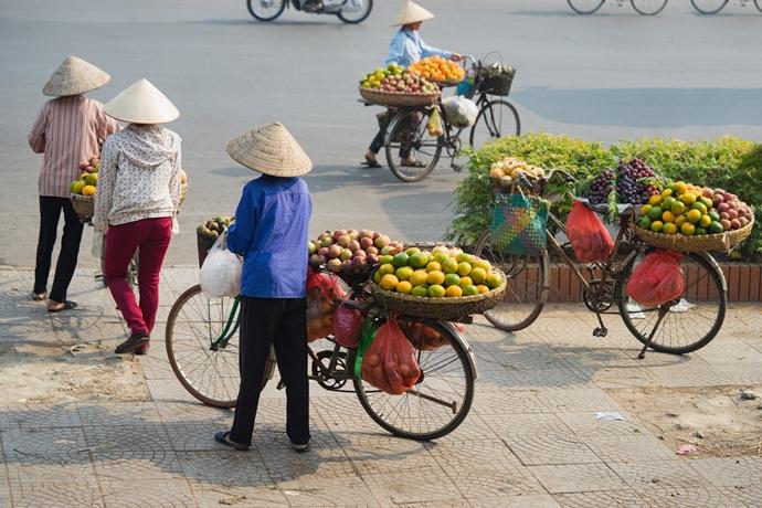베트남, 2019년 경제성장률 6% 전망 - 다아라매거진 업계동향