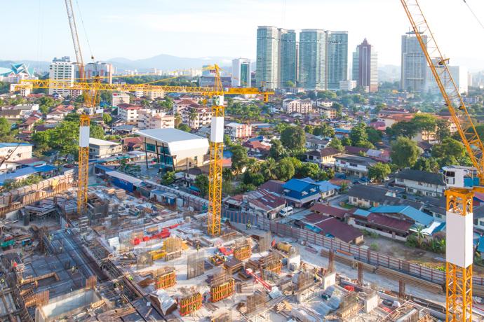 말레이시아 건설산업, 외자유치 확대 통해 지속 성장 전망