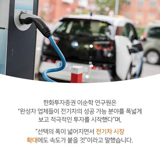 [카드뉴스] 전기차 시장, 프리미엄 완성차 업체 참여로 속도 높인다