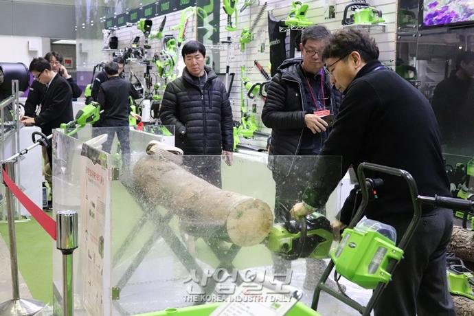 [포토뉴스] '툴쇼(TOOL SHOW)', 공구 전시회의 새로운 활로 노린다
