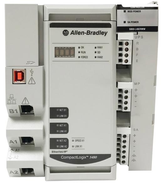 로크웰오토메이션, Allen-Bradley 컨트롤러 출시 - 다아라매거진 제품리뷰