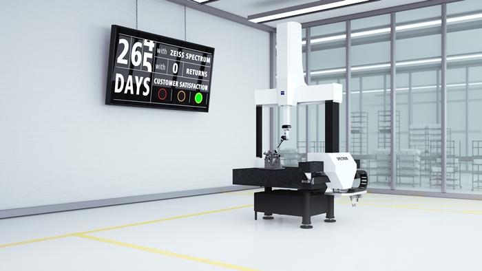 자이스 코리아, 엔트리급 3차원 측정기 SPECTRUM 출시 - 다아라매거진 신기술&신제품