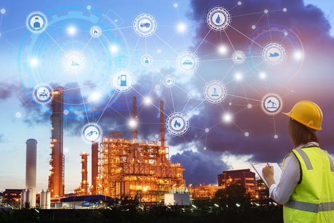 산업 패러다임 바꾸는 '4차 산업혁명' 시대, 제조업 성장세↑