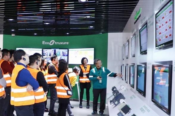 슈나이더 일렉트릭, 중국 제2 스마트 공장 설립