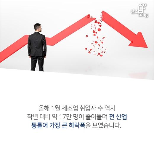 [카드뉴스] 연일 발표되는 국내 제조업 위기 지표, 그 원인은?