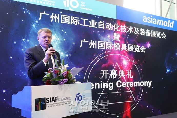 [SIAF 2019] 2019 SIAF 광저우, 전 세계 스마트화를 향한 힘찬 도약