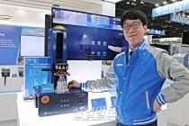 """[인터몰드 2019] (주)삼천리기계 """"매출액 20% 이상 반드시 R&D에 투자"""""""
