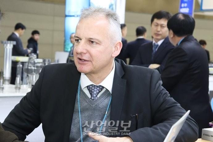 """[인터몰드 2019] (주)게링코리아, """"'기술'로 확보한 내구성과 가성비"""""""