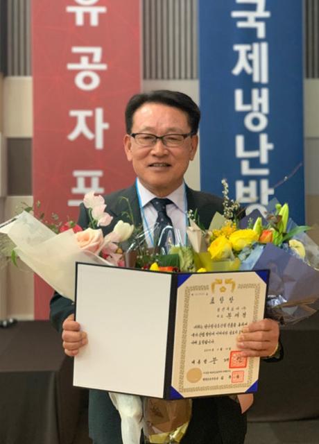 [하프코 2019] 경진부로아, 송풍기 '국산화' 통해 가격 및 품질 경쟁력 확보