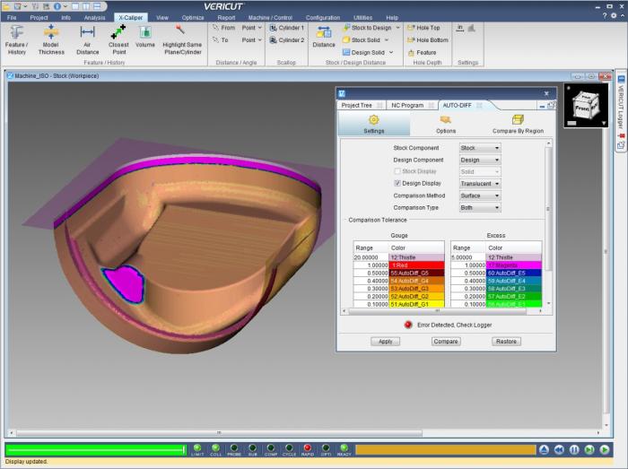 [코파스(KOFAS) 2019] (주)씨지텍, CNC 시뮬레이션 통해 가공의 '정확성'과 '속도' ↑