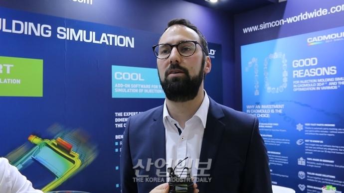 """[동영상뉴스] SIMCON """"시뮬레이션 SW, 전반적인 제조산업 뒷받침"""""""