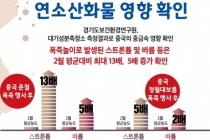 초미세먼지 중금속농도 증가 원인, 중국 '폭죽놀이' 한 몫
