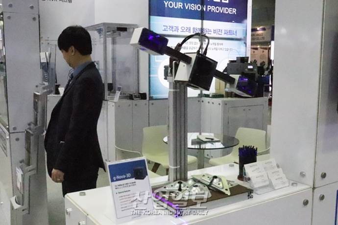 [스마트팩토리·오토메이션월드] '머신비전', 공장 자동화의 핵심기술