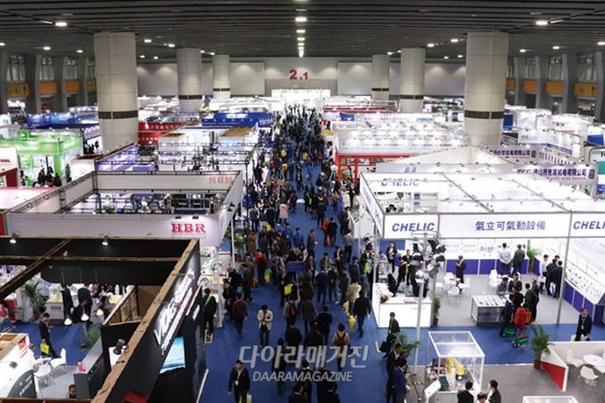 [SIAF ReviewⅡ]참가업체·참관객 모두 '열정 가득'…'2019 SIAF 광저우'를 돌아보며 - 다아라매거진 전시회뉴스