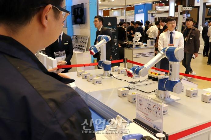 """[스마트팩토리·오토메이션월드] """"국내 산업용 로봇 시장 확대 위해 인증제도 간소화해야"""""""