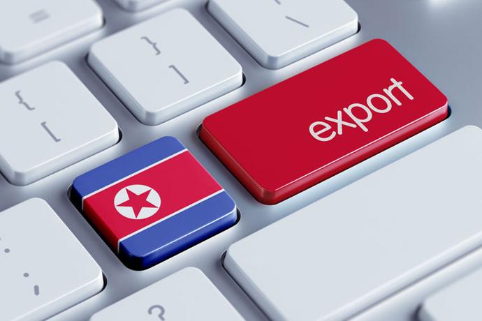 북한 대중(對中) 수출, 유엔 안보리 제재 영향 87.3% 감소