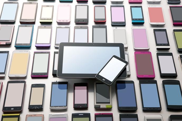 스마트폰 시장, PC 시장과 닮은꼴이지만 다른 전망인 이유 - 다아라매거진 전기/전자/부품