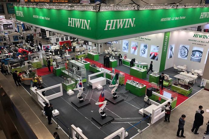 [코파스(KOFAS) 2019] 하이윈코퍼레이션, 모션 컨트롤 통한 지능형 자동화 개척 '목표'