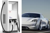 ABB, 전기차 전용 고용량 충전기 개발 위해 포르쉐 재팬과 협력