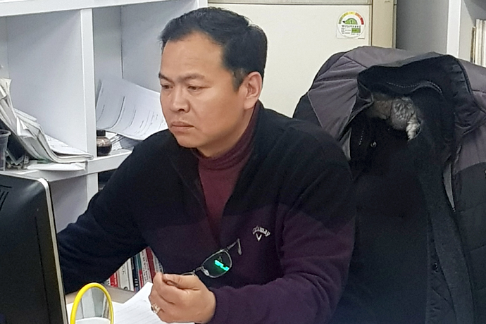 [코파스(KOFAS) 2019] (주)디에이치자동화, LM가이드·볼스크류 내세워 자동화 설비 시장 '공략'